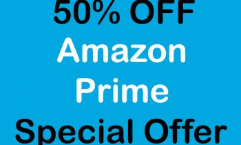 50% off Amazon Prime for Students, EBT & Medicaid Cardholders